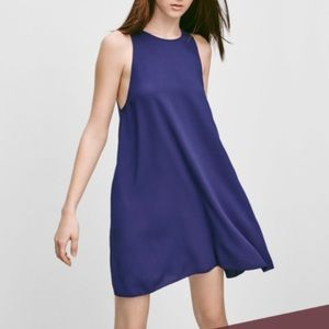 ARITZIA HALTER DRESS